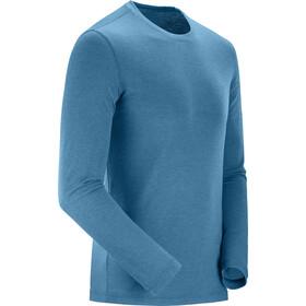 Salomon Exp*** Maglia a maniche lunghe Uomo, lyons blue